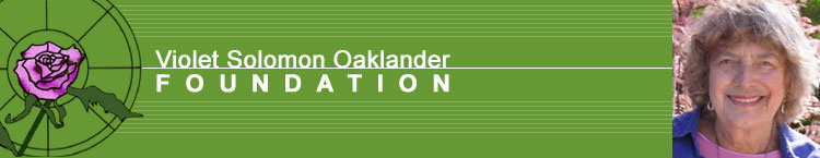 Violet Solomon Oaklander Foundation